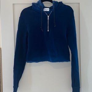 Cotton Citizen Crop Sweatshirt